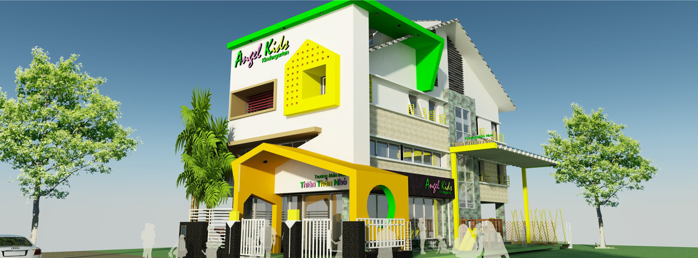Angel Kids Kindergarten - Nha Be, HCMC.